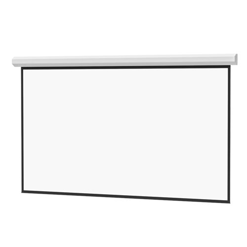"110"" x 176"", 16:10 Wide Format, High Contrast Matte White Electric Screen"