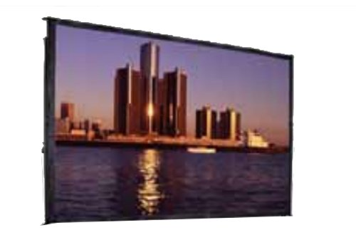 16:9 HDTV Format Da-Mat Front Projection Fast-Fold Screen and Frame