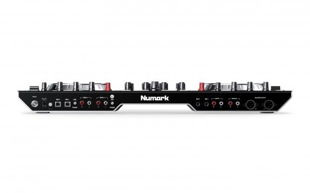4-Channel Premium DJ Controller with Serato