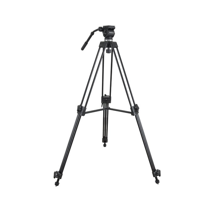 Aluminum Tripod with Head & Case