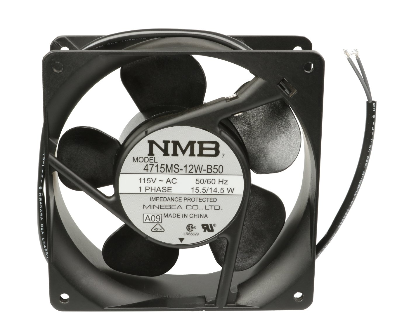 115 Volt Fan for CS1000X, CS800, and PV2000