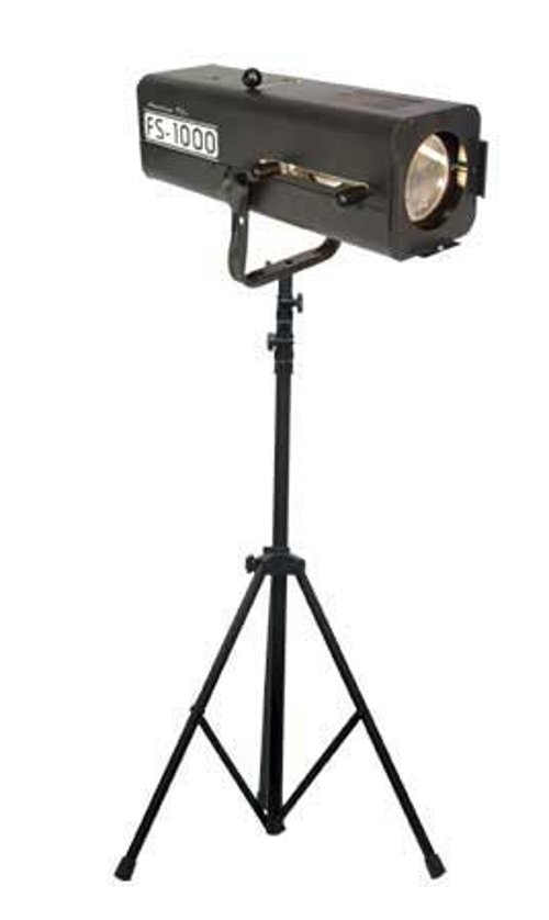 Spotlight with Tripod Stand
