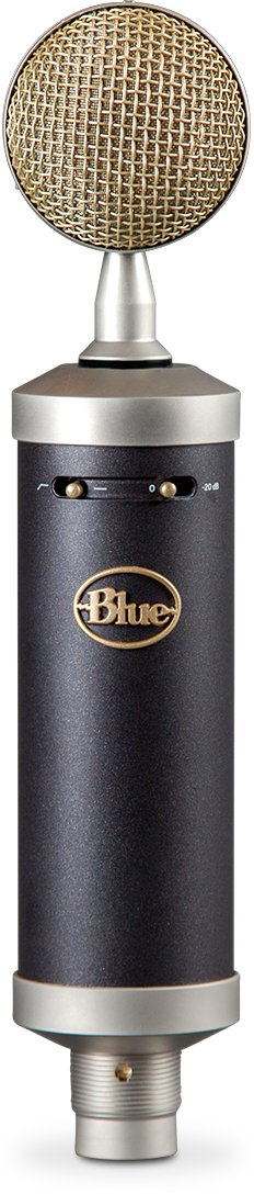 blue baby bottle sl large diaphragm studio condenser microphone with shockmount full compass. Black Bedroom Furniture Sets. Home Design Ideas