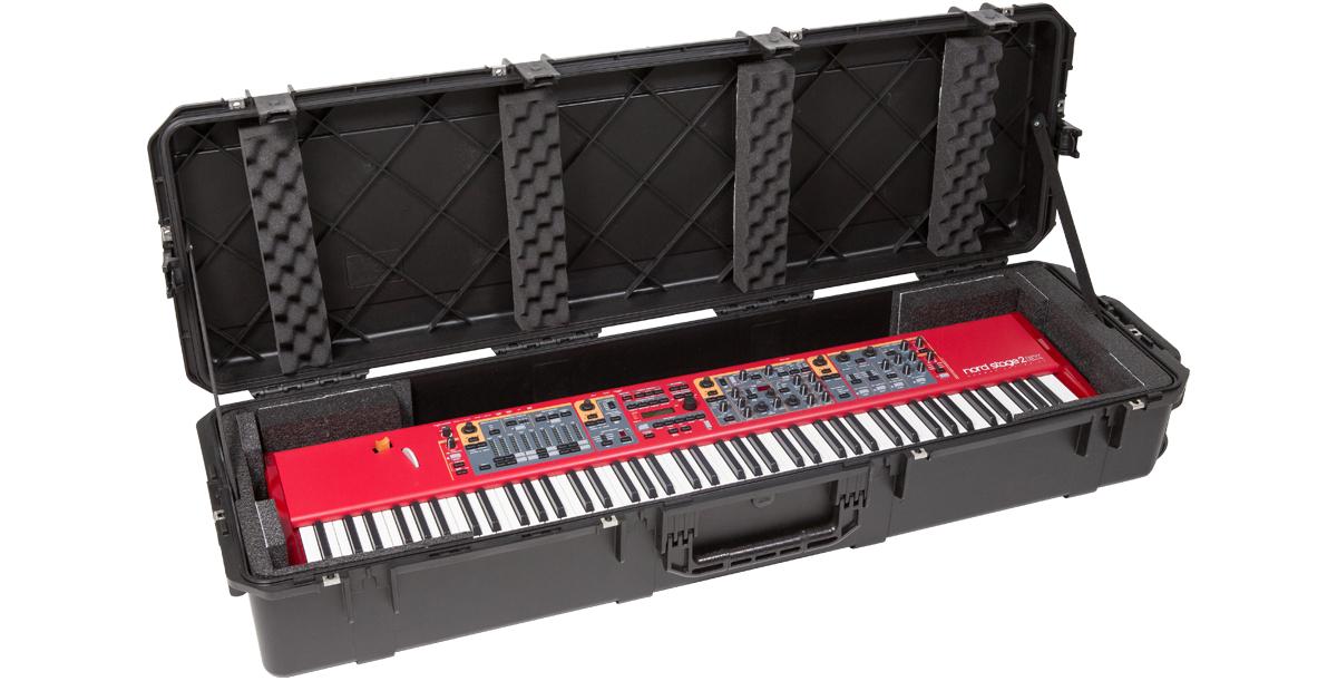 iSeries Waterproof 88-Note Narrow Keyboard Case