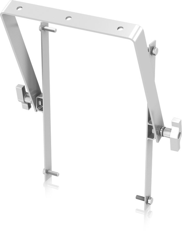 White Flying Yoke for NuQ-8 and NuQ-8DP Speakers