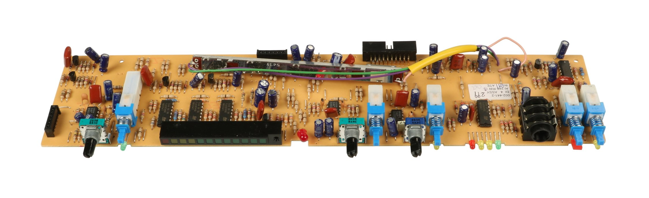 Right Master PCB for GL2200