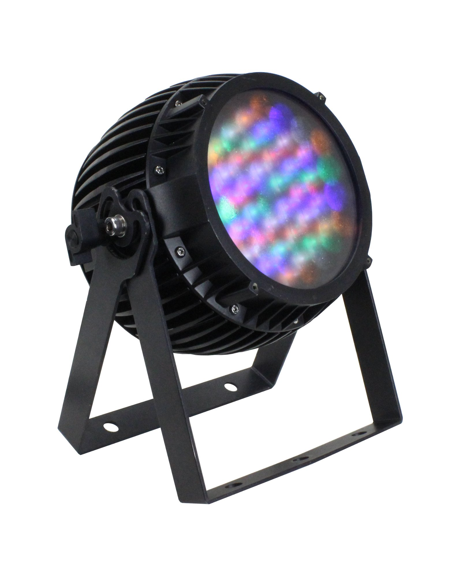 Blizzard Lighting TOURnado Zoom RGBAW RGBAW LED Par Luminaire with Zoom and LED Control Panel, IP65-Rated TOURNADO-ZOOM-RGBAW