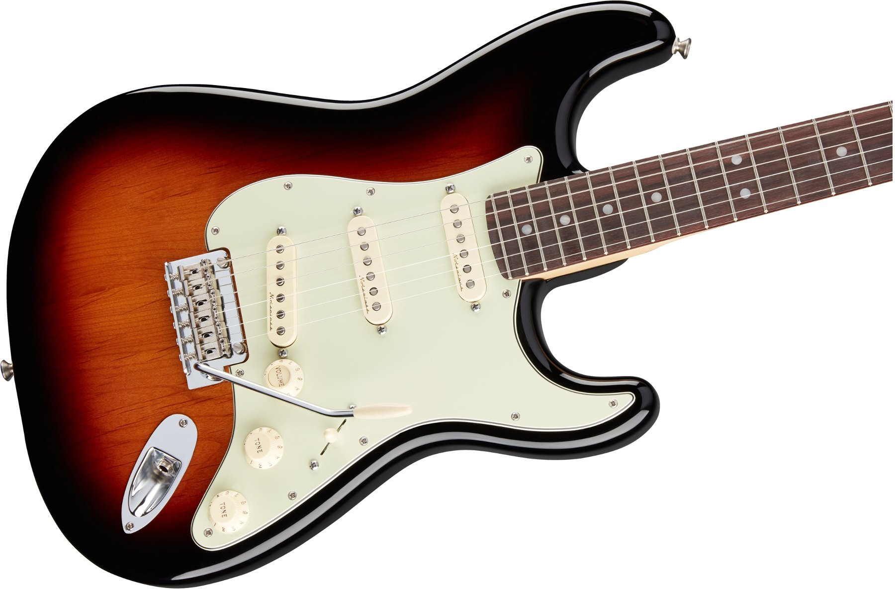 Fender Deluxe Roadhouse Strat Electric Guitar with Vintage Noiseless Pickups STRAT-DLX-ROADHOUSE