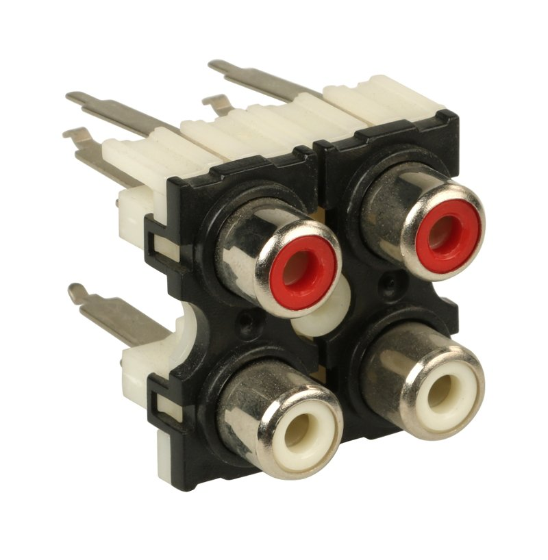 DX1000 RCA Jacks