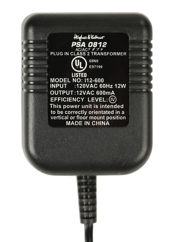 PSA 0812 Power Supply AC Adaptor