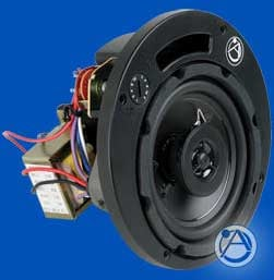 "Atlas Sound FA42T-6MB In-Ceiling Speaker System, 4"", 16W, 70.7/100V, ""Motor Board"" Assembly - Fits Original Strategy Series 6"" Enclosures FA42T-6MB"
