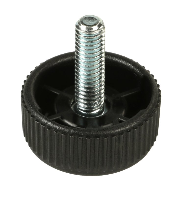 K&M Stands 01.82.948.55 Knurled Screw Knob for 210/9, 259, and M200 01.82.948.55