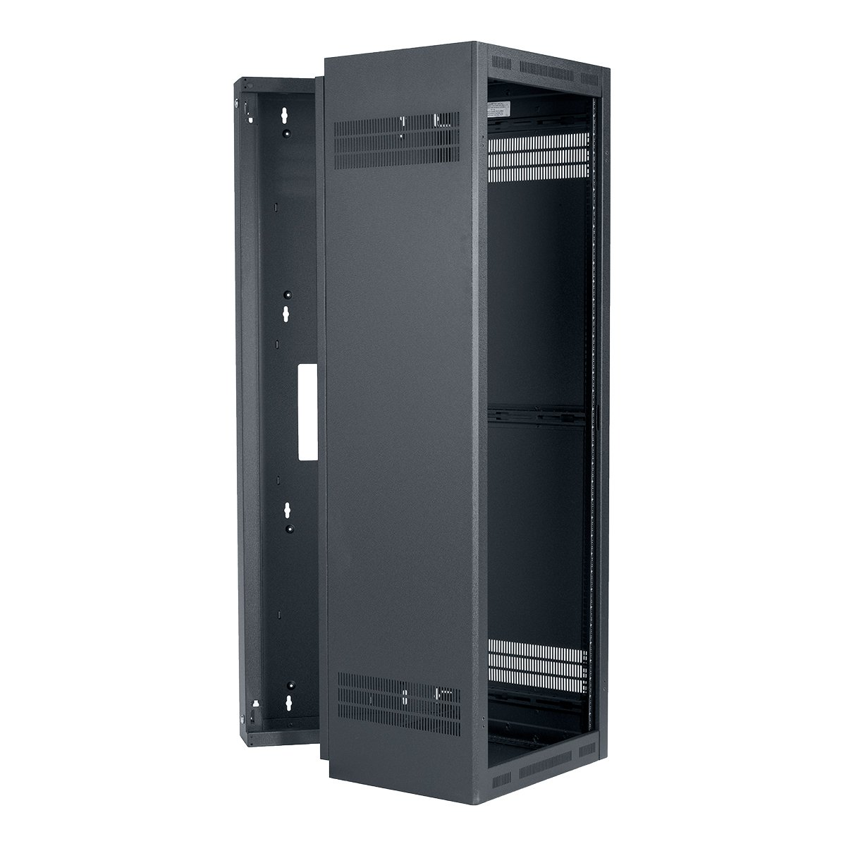 "Lowell LWR-3523  35 RU, 23"" Deep Wall Mount Rack LWR-3523"