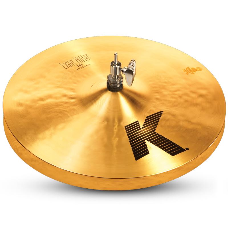 """14"""" K Light HiHat Cymbals Pair"""