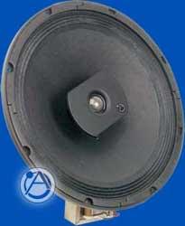 """12"""" 100W Coaxial 2-Way In-Ceiling Speaker"""