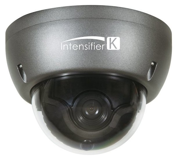 2.8-12 mm Indoor or Outdoor Dome Camera
