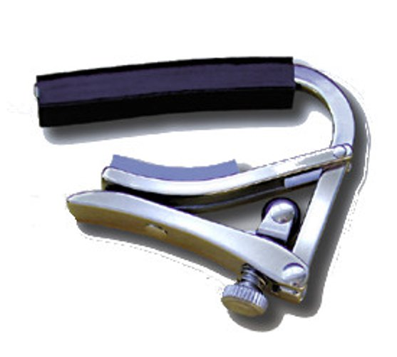 Deluxe Capo for Steel String Guitars