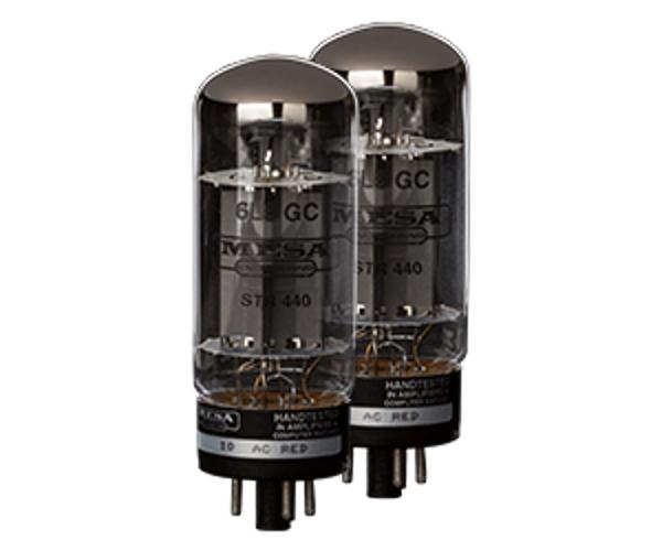 Pair of 6L6 Power VacuumTubes