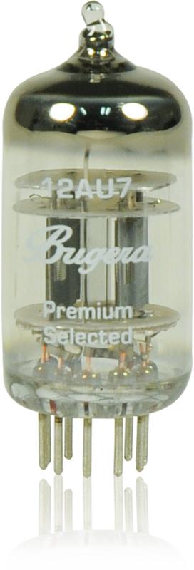 Dual Triode Preamplifier Vacuum Tube
