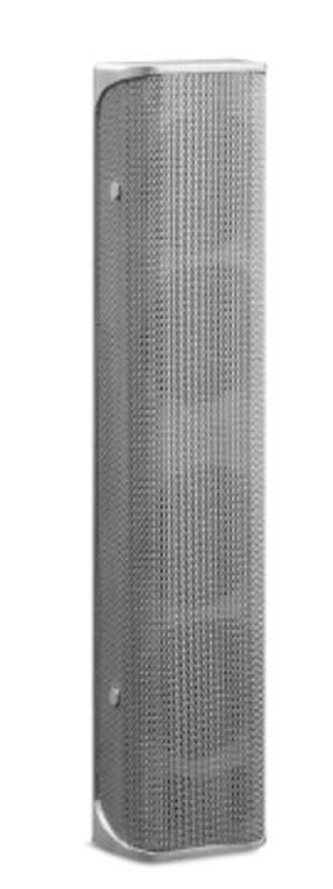 Ultra-mini, 10cm Line Array Speaker in Silver