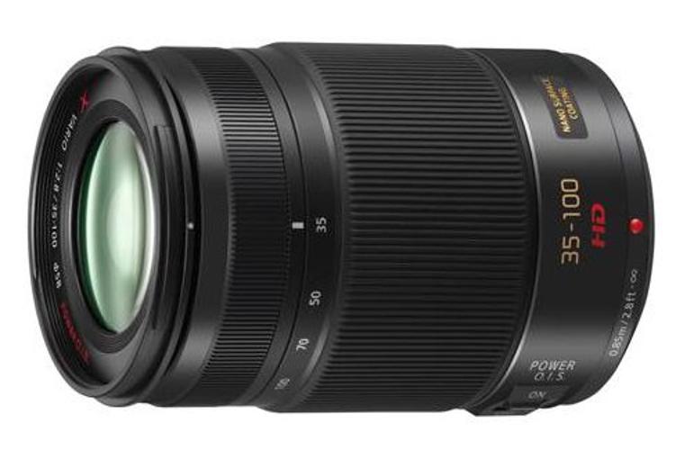 Lumix G X Vario 35-100mm F2.8 Power O.I.S. Lens