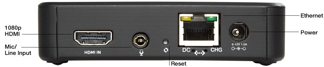 Teradek VidiU Camera Top HDMI H.264 Encoder