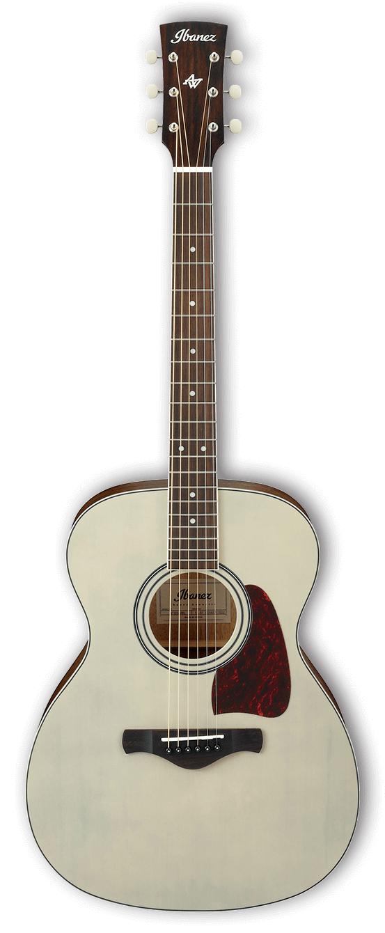 Artwood Grand Concert Acoustic Guitar Antique Blonde Open Pore