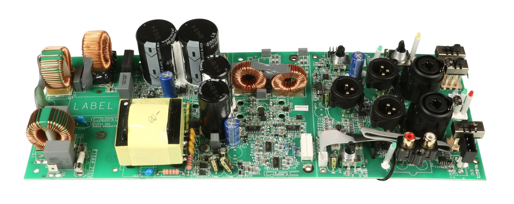 Universal CM PCB for KW153