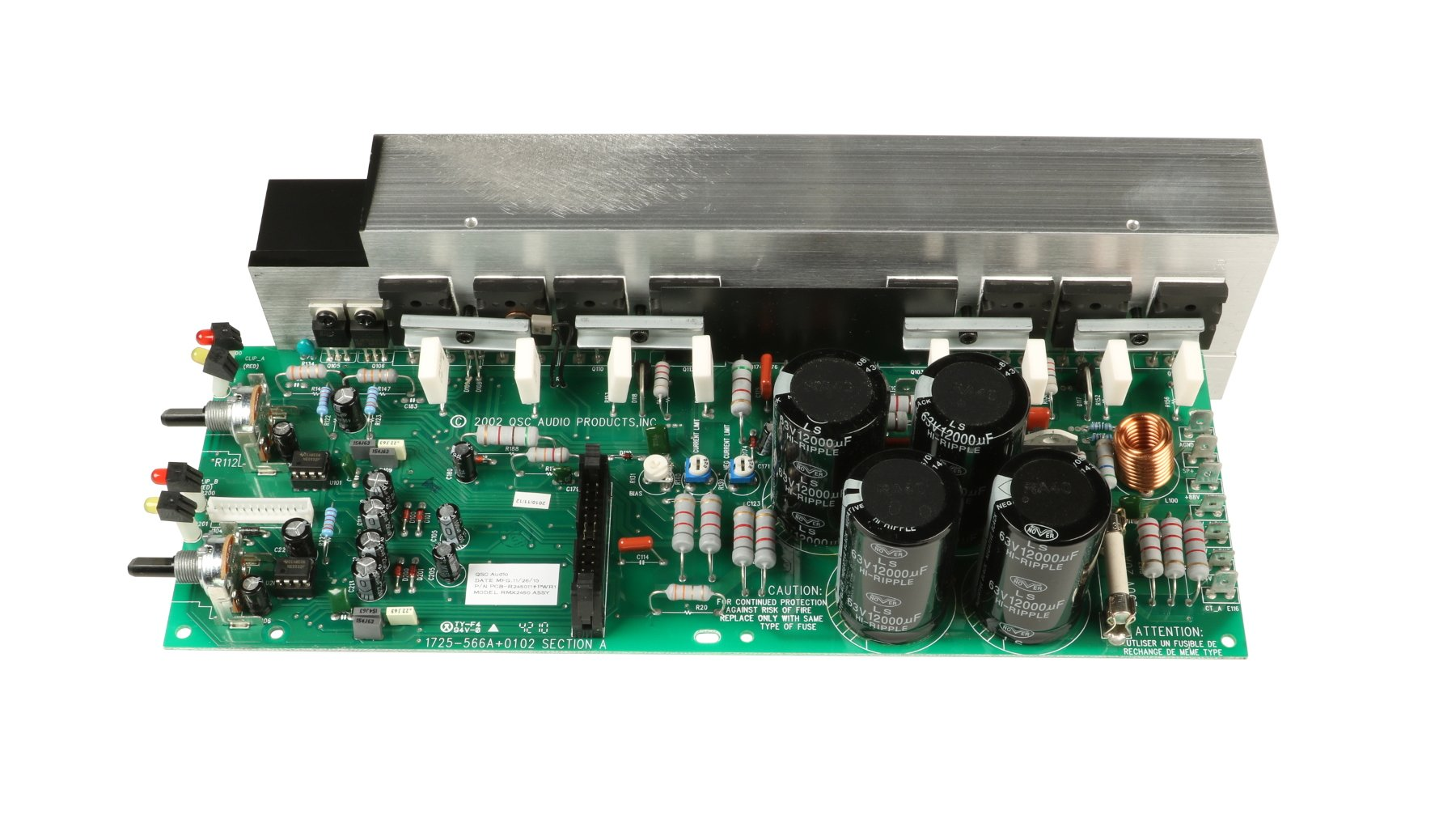Right Side Module for RMX2450