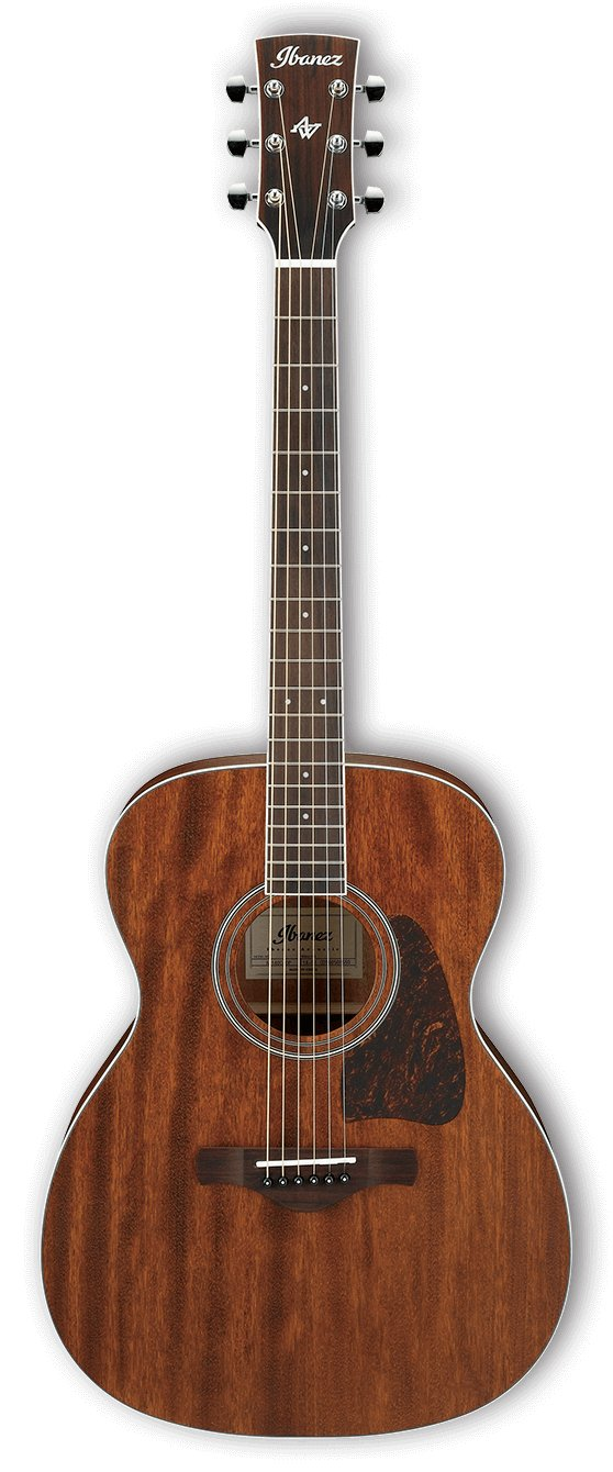 Artwood Grand Concert Acoustic Guitar - Open Pore Natural