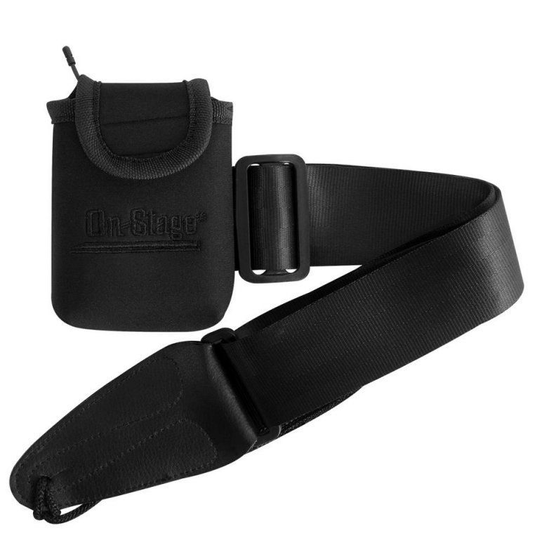 On-Stage Stands MA1335  Wireless Transmitter Pouch  MA1335