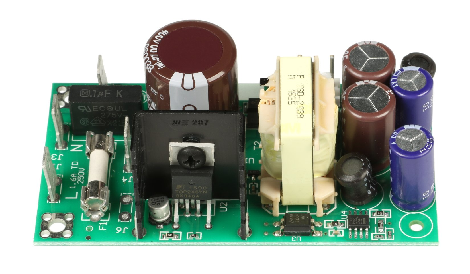 Power Supply for MX508