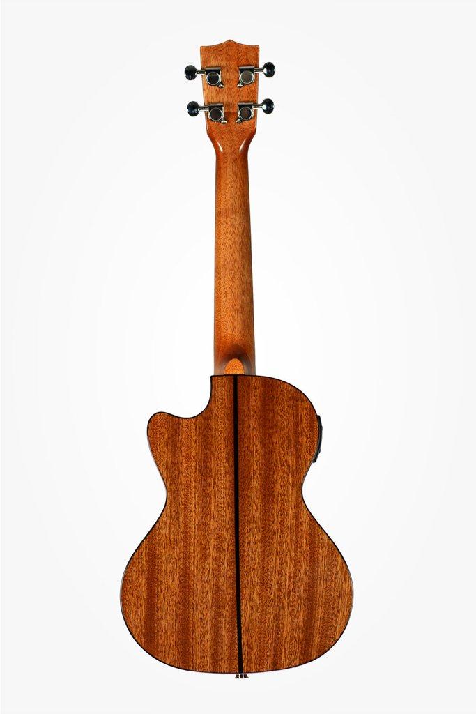 Solid Spruce Mahogany Tenor Cutaway with EQ