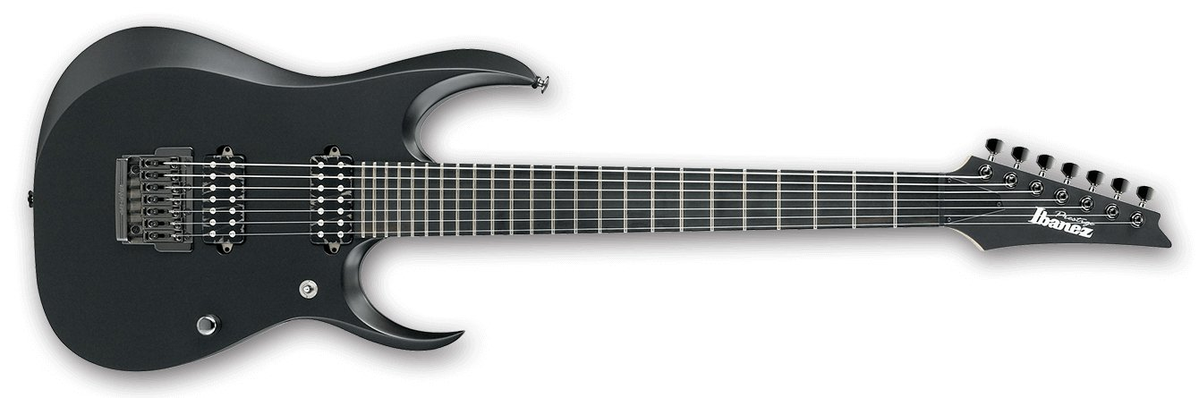 Ibanez RGD7UCSISH Invisible Shadow Prestige Uppercut Seven String Electric Guitar RGD7UCSISH