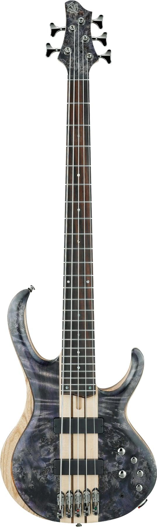 BTB Standard 5str Electric Bass - Deep Twilight Low Gloss