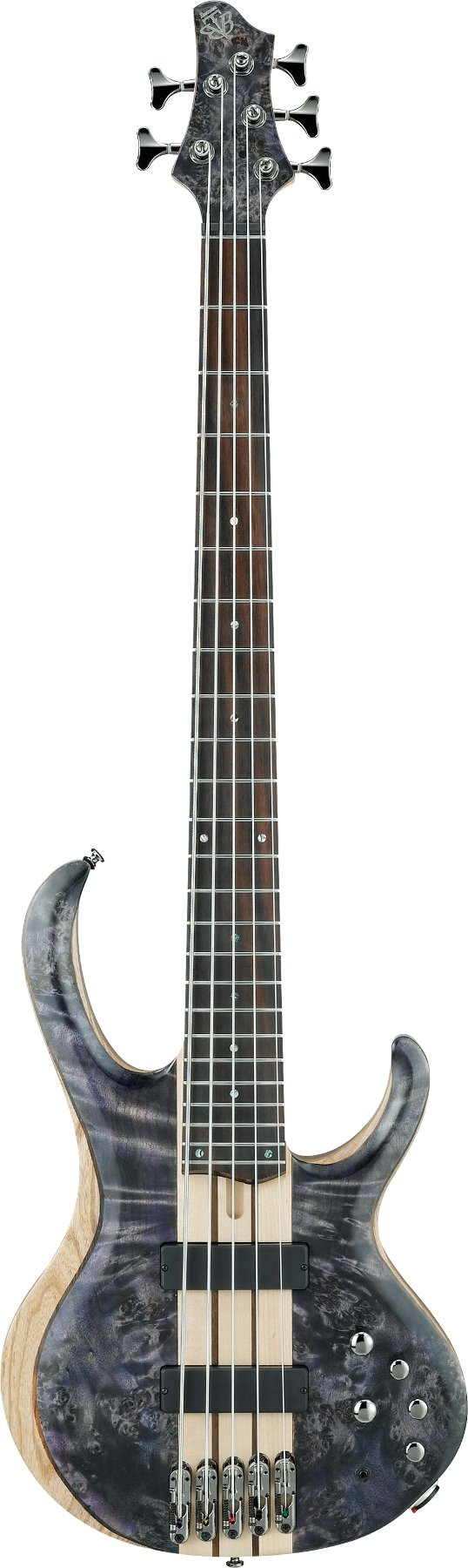 Ibanez BTB845 BTB Standard 5str Electric Bass - Deep Twilight Low Gloss BTB845DTL
