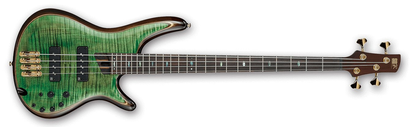 Mojito Lime Green SR Premium 4 String Electric Bass