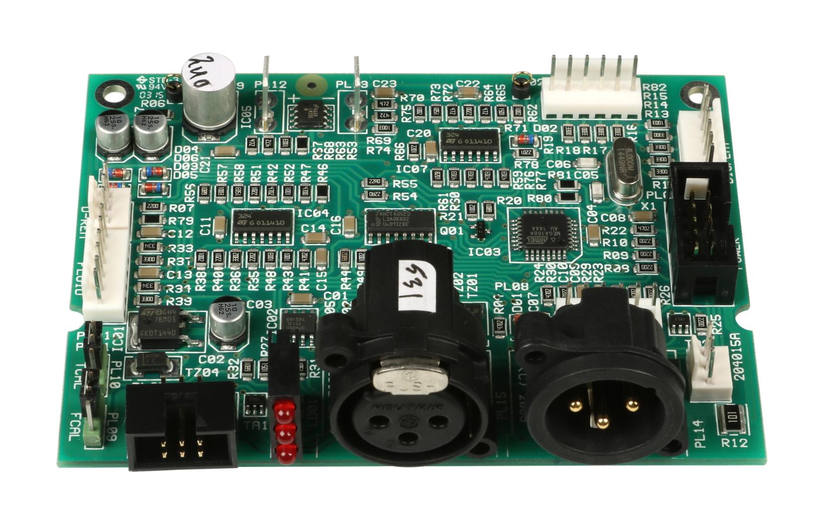 120v DMX PCB for ZR44
