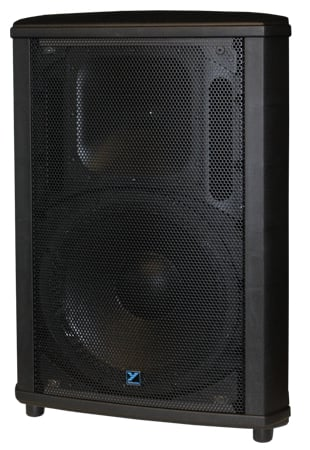 """15"""" Active PA with Built-In Mixer"""