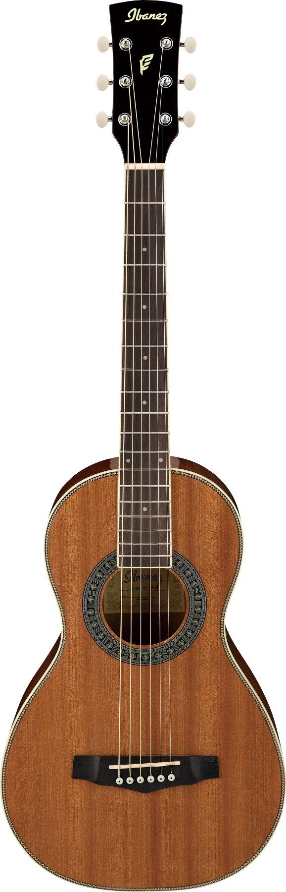 Performance Parlor Acoustic Guitar - Natural High Gloss