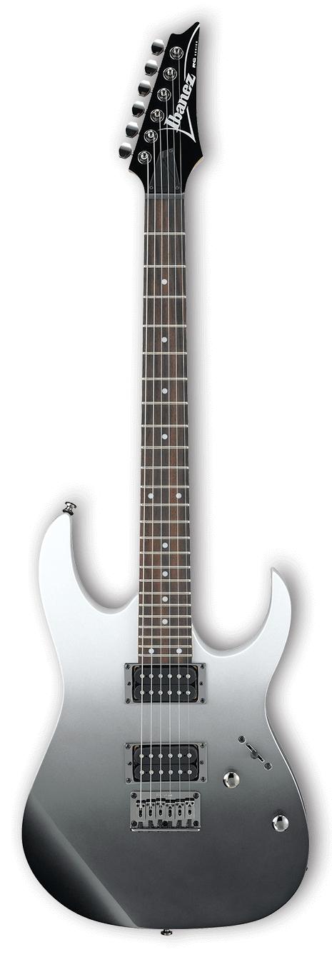 RG Standard 6-String Electric Guitar - Pearl Black Fade Metallic