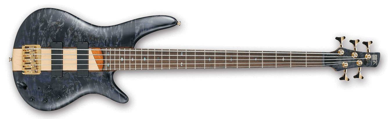 SR Standard 5 String Electric Bass - Deep Twilight Flat