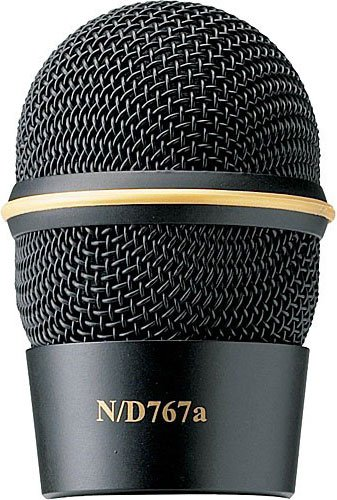 N/D767a Supercardioid Dynamic Microphone Capsule for REV H and PH