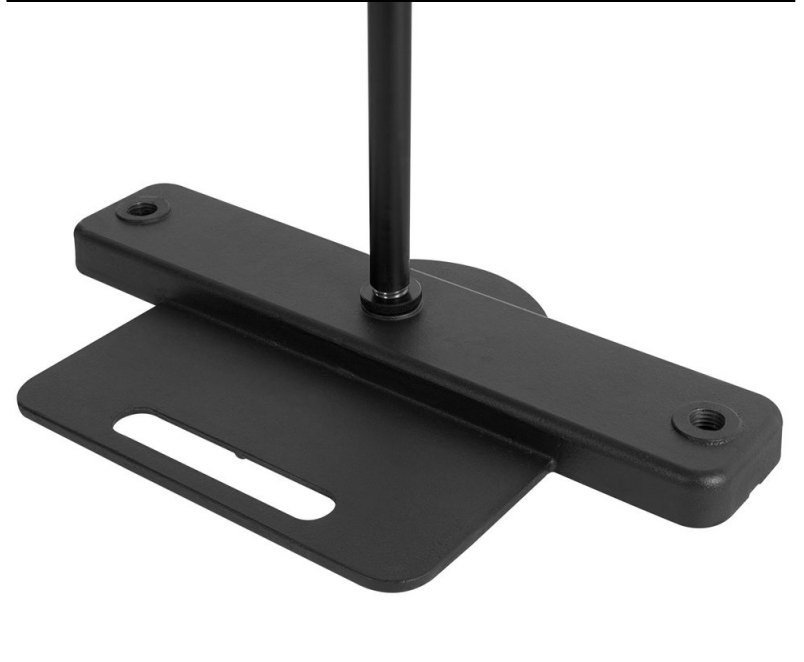 Utility Stand for Pedal Board