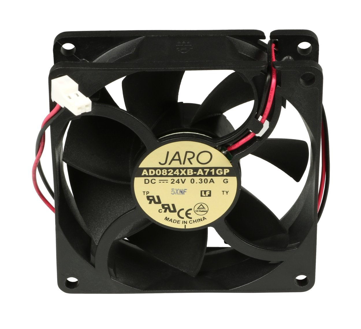 24VDC Fan for CTs 1600, CTs 2000, and CTs 3000