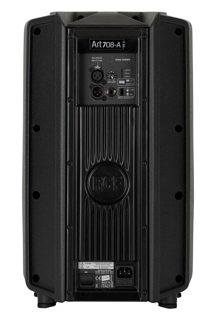 """8"""" 2-Way Active Speaker, 1400W"""