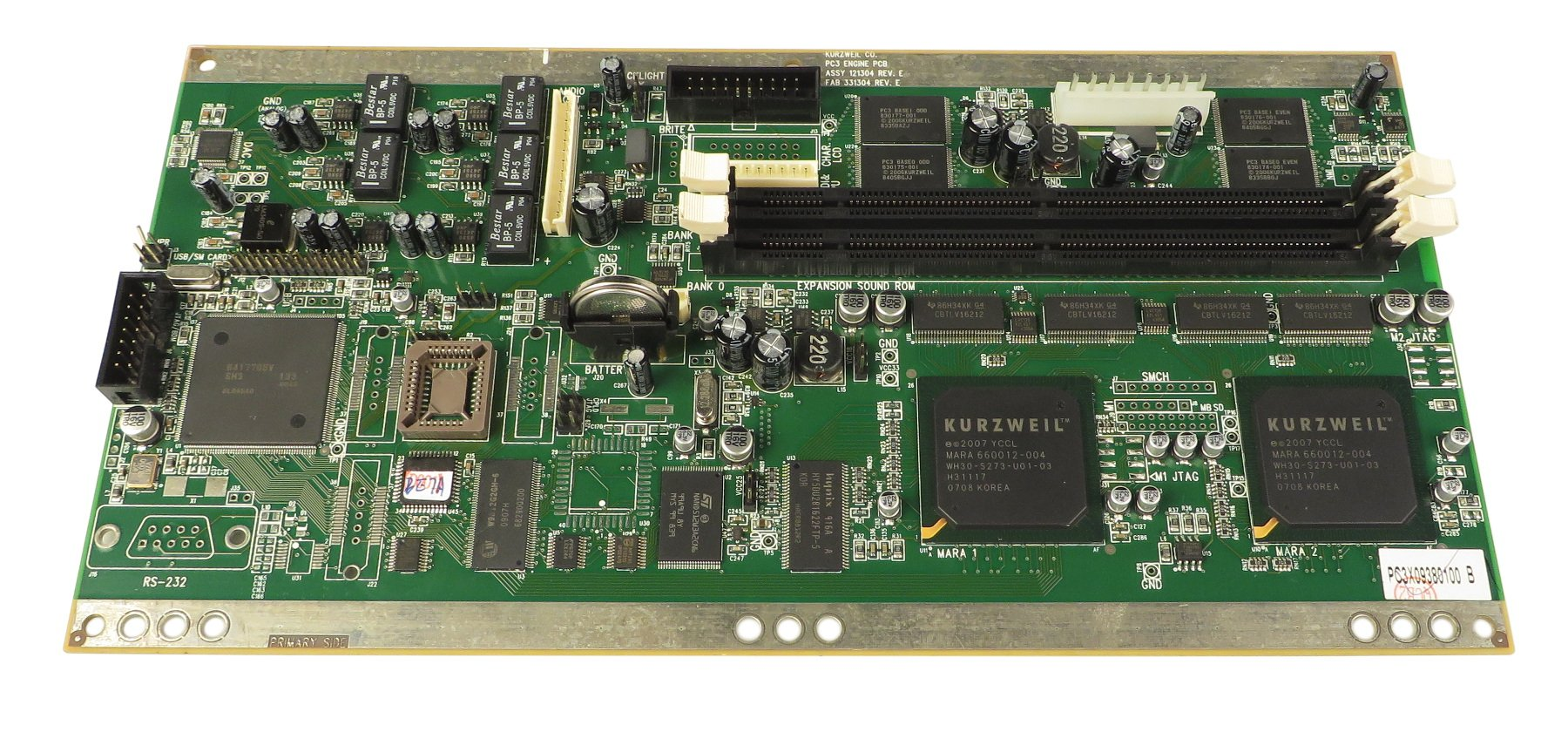Main Engine PCB Assembly for PC3 and PC3X