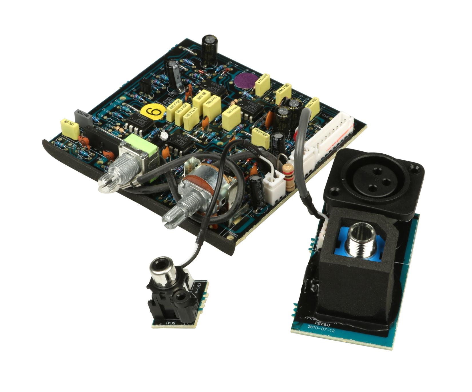 Input PCB for Rokit 6 G1