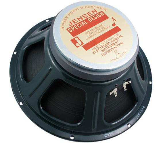 "Jensen Loudspeakers P-A-C12K 12"" 100W Vintage Ceramic Speaker P-A-C12K"