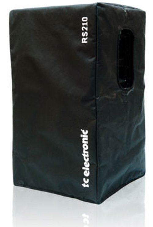 TC Electronic RS Combo Cover Soft Cover for RS210 and RS210C RS-COMBO-COVER